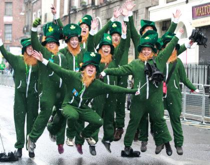 Saint Patrick's Day 2021