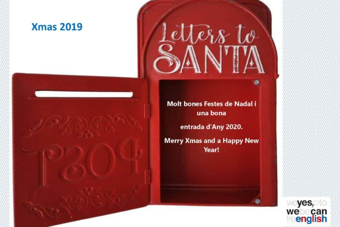 Merry Xmas and a Happy New Year 2020