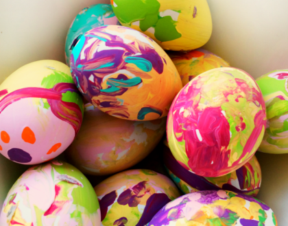 Easter Bonnets & Easter Eggs Contest