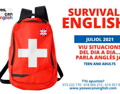 Survival English – Teens & Adults