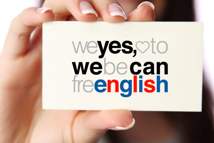 Yes, We Can-English a Magazinelleida